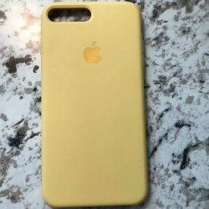 Other - iPhone 7/8 Plus Apple silicon case